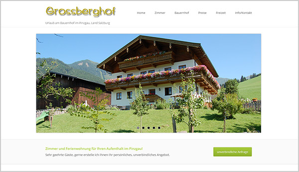 SYMDEG - neue Website Domain Homepage Bad Hofgastein Salzburg